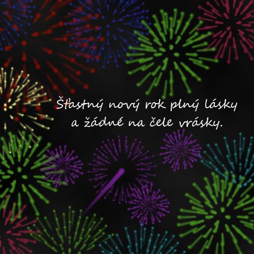 Novoroční přání